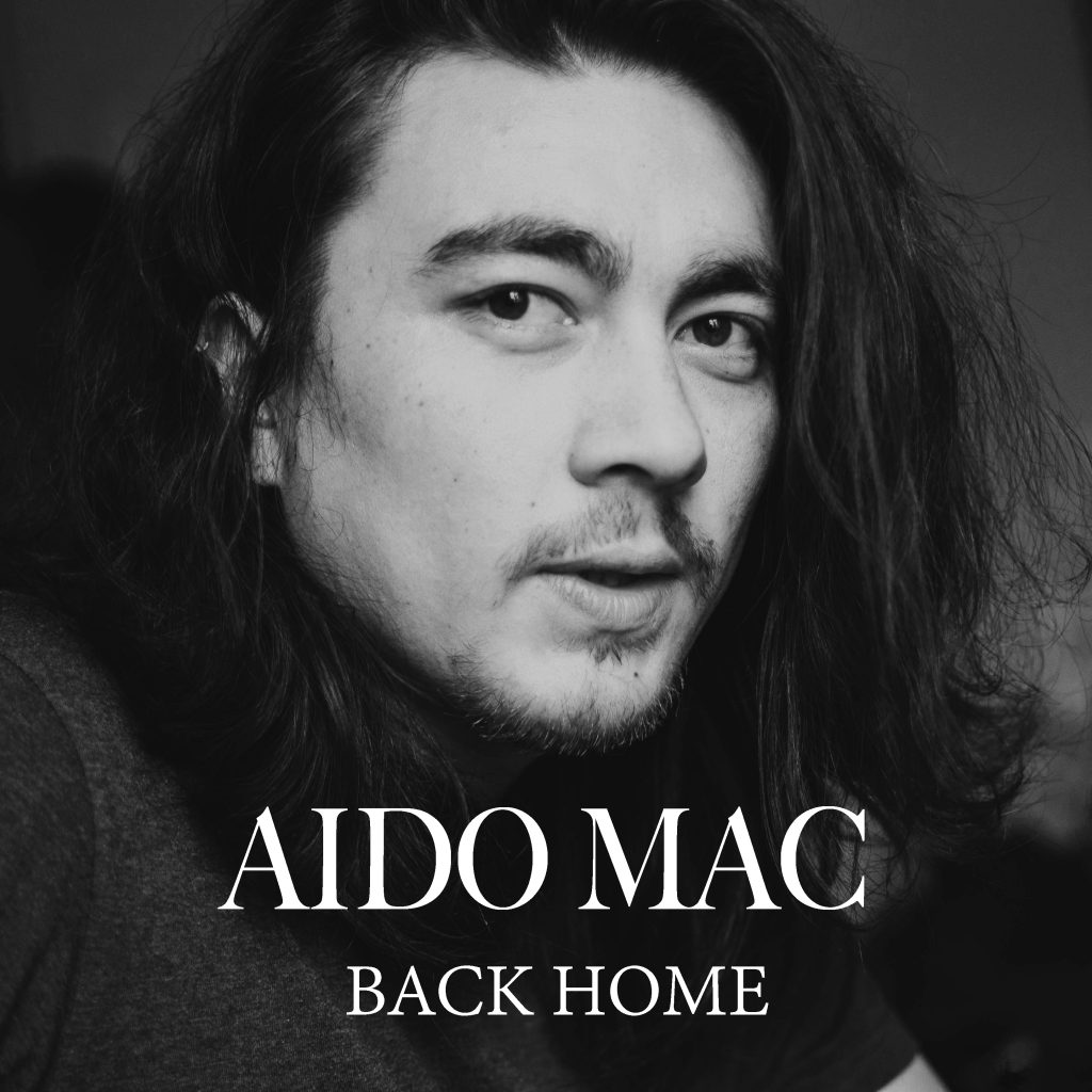Aido Mac - Back Home Single Cover