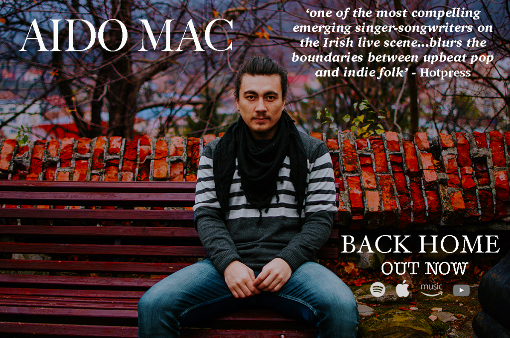 Aido Mac - Back Home Poster