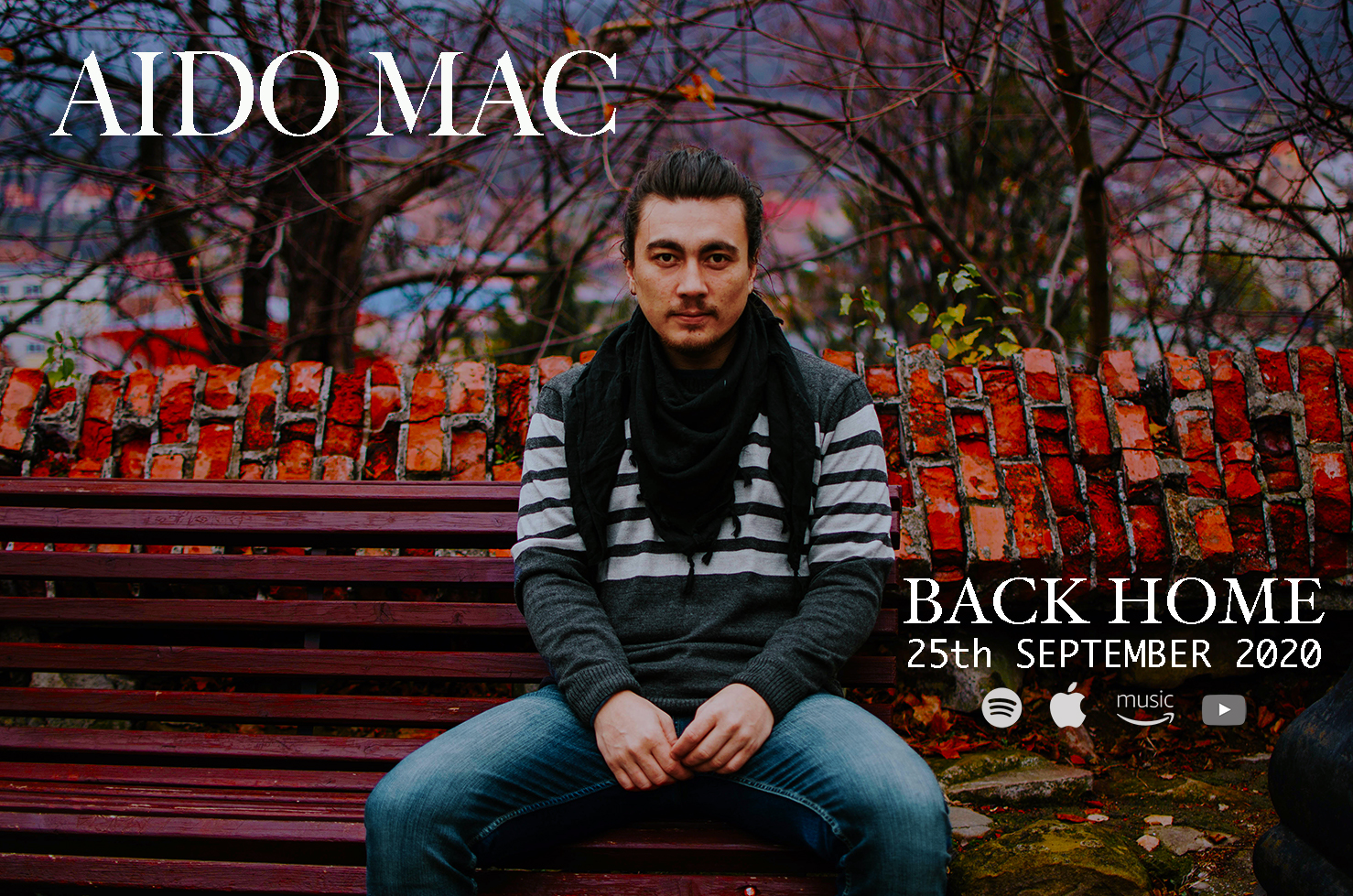 Aido Mac, Back Home