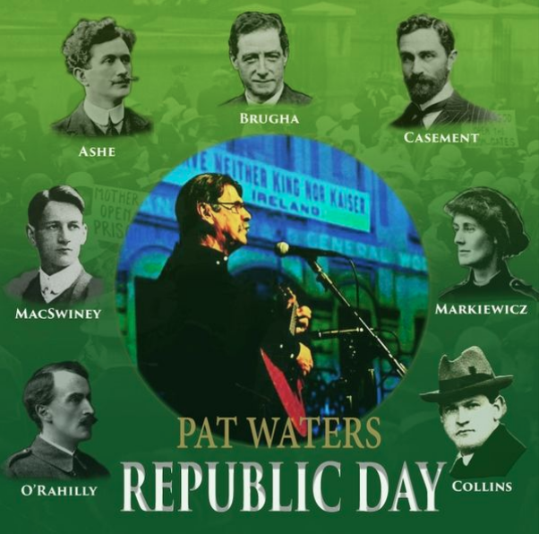 MacSwiney's Free Album Cover